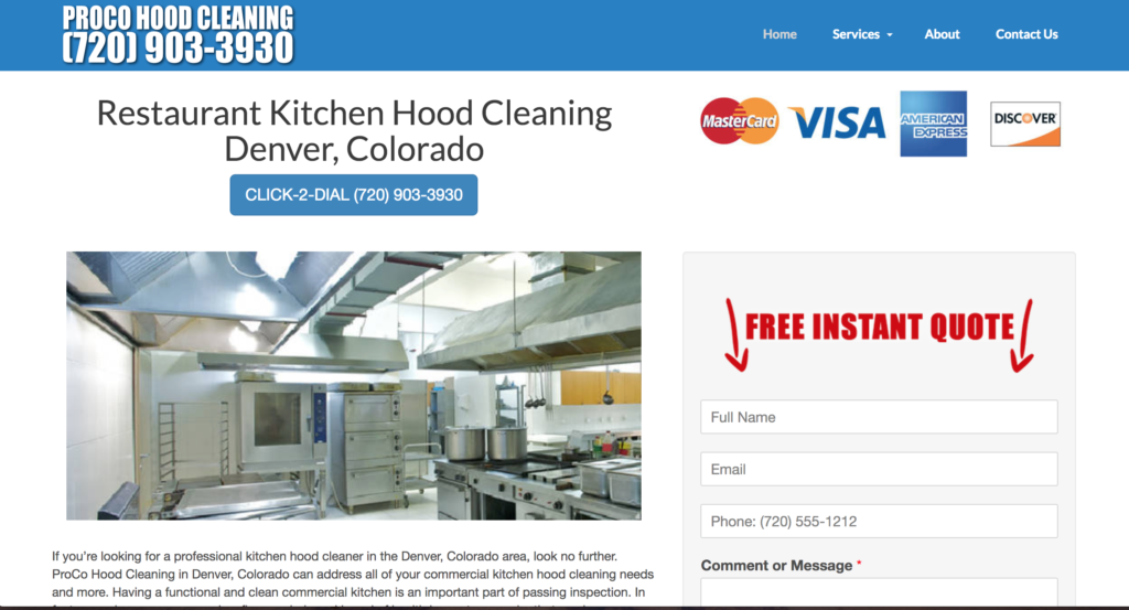 proco hood cleaning denver co